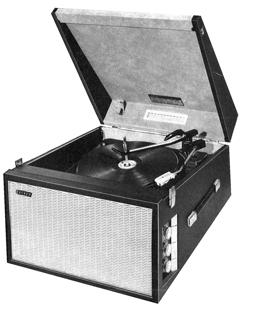 Hacker Record Player - guide