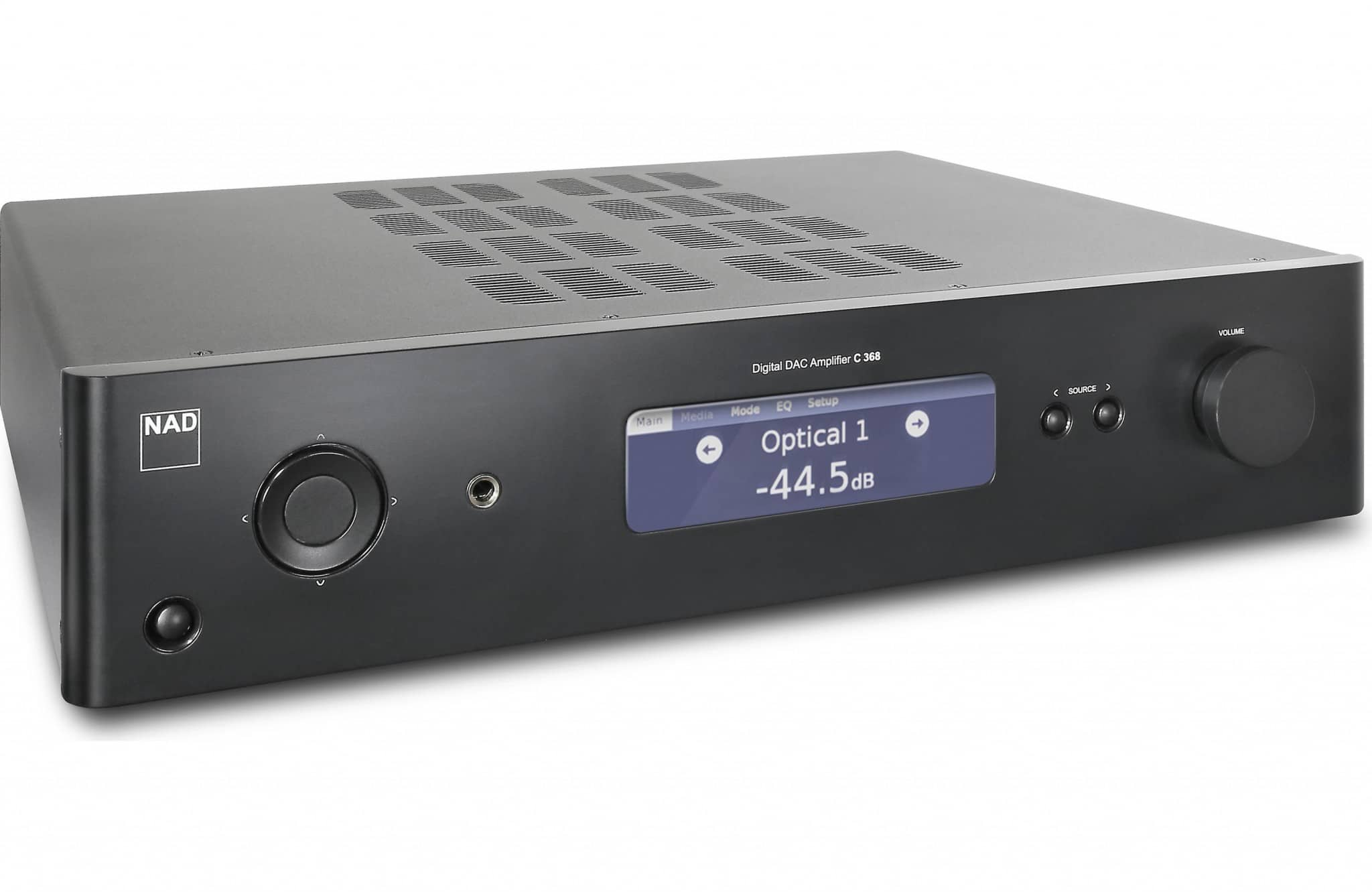 NAD's latest full width 'classic': the C368 - The Audiophile Man