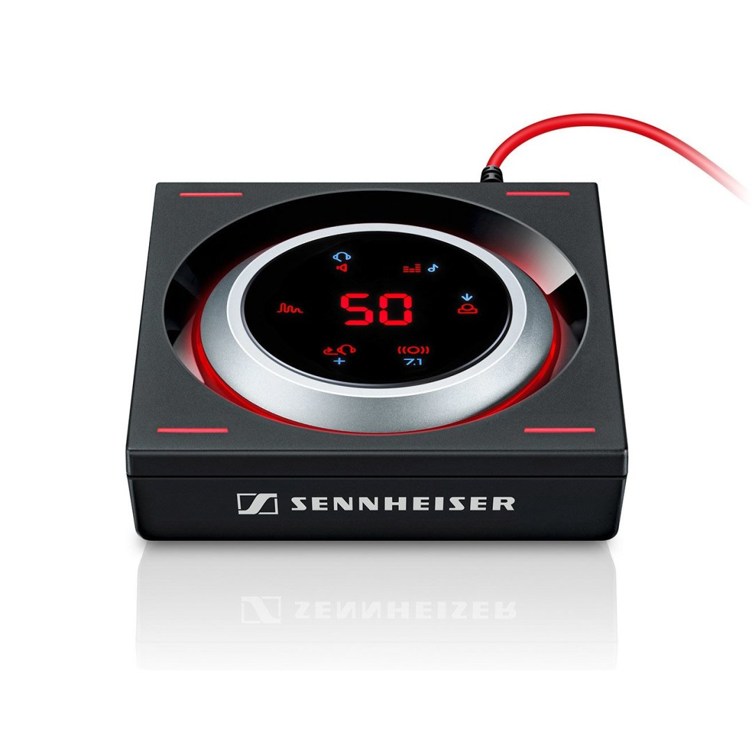 GSX 1000 Audio Amplifier: headphone amplifier for gamers