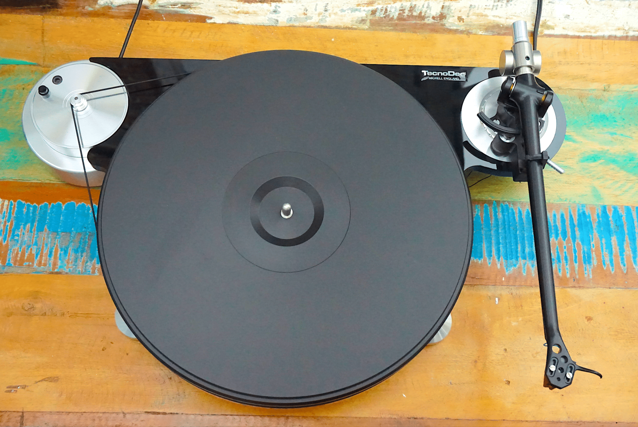 Michell TecnoDec turntable: Can the oldie still hack it