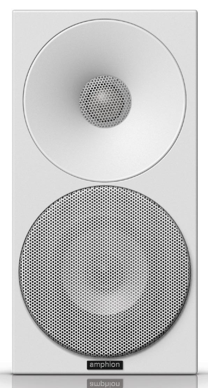 Helium & Argon Speakers, Tweaked from Amphion