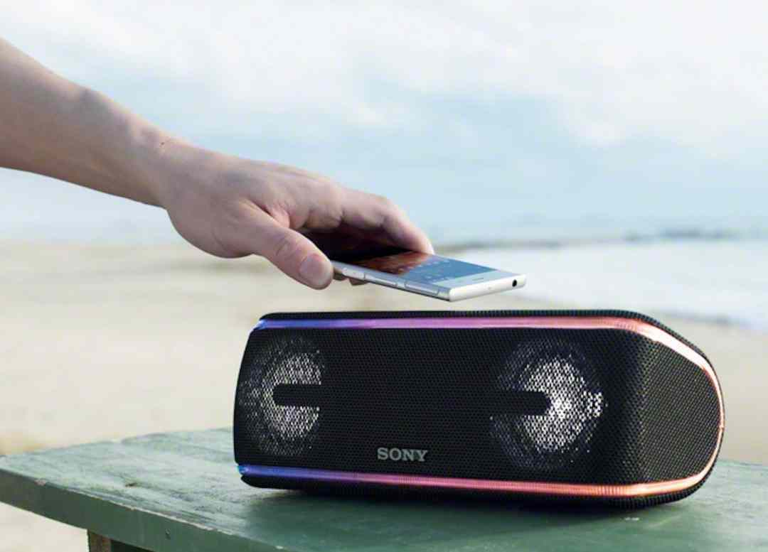 Sony's Extra Bass: A Wall Of Wireless Speakers