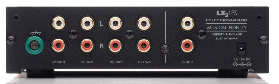 LX2-HPA Headphone Amplifier and LX2-LPS: From Musical Fidelity
