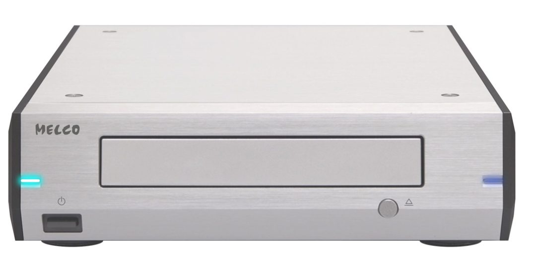 Melco D100 CD Drive and E100 Storage Expansion Drive