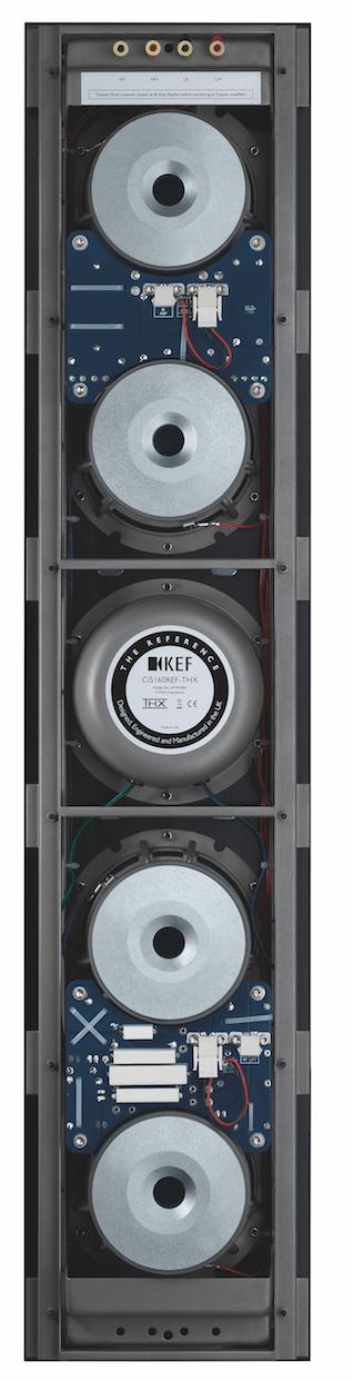 KEF Ci5160REF-THX: In-Wall Speaker