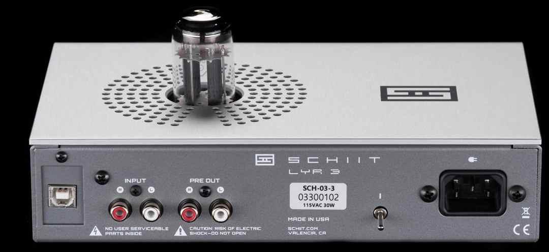 Lyr 3 From Schiit : Modular Hybrid Headamp/Preamp