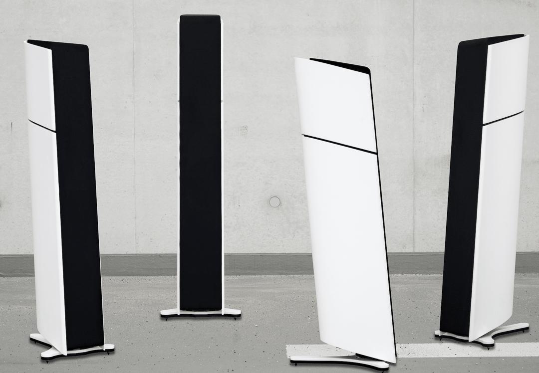 Stilla loudspeaker From Aequo Audio