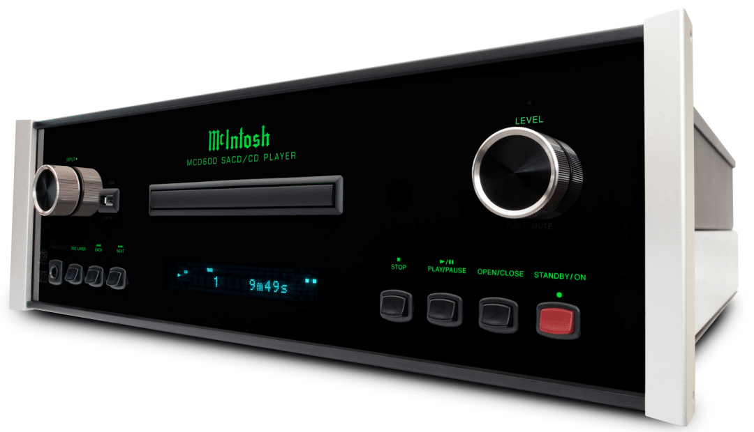MCD600 & MS500 From McIntosh