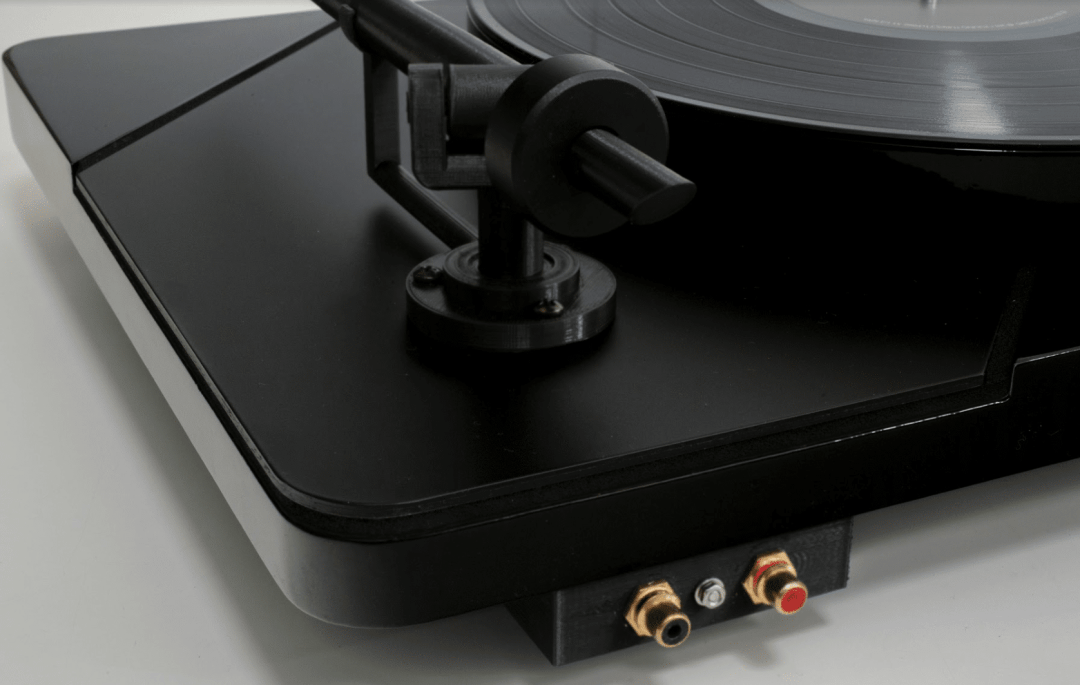 Logigram manual turntable:Crowdfunded
