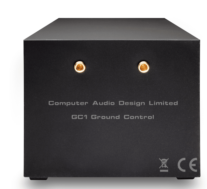Ground Control From Computer Audio Design