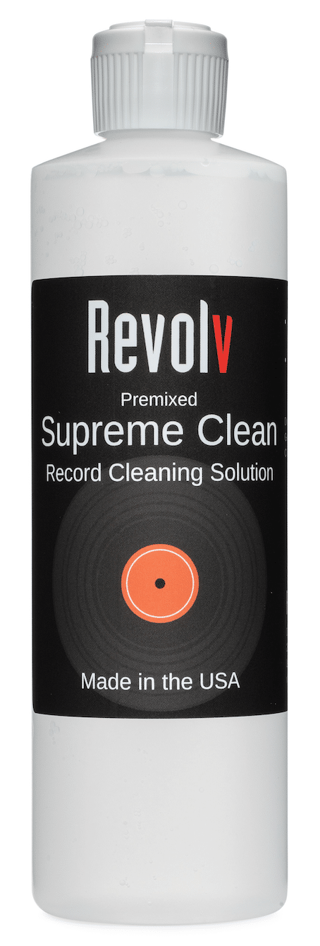 Revolv Supreme Clean:  Record Cleaning Solution