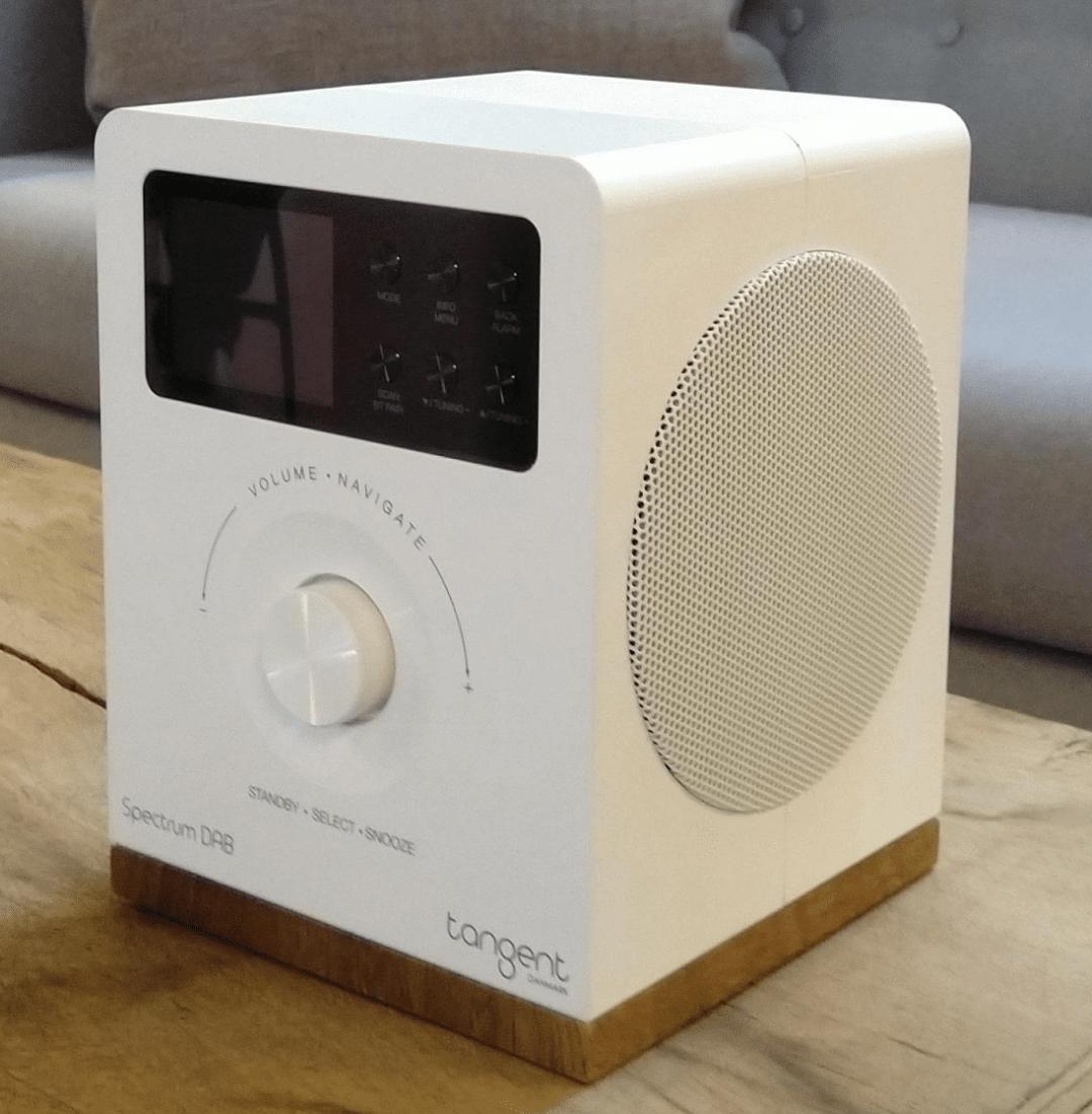 Spectrum DAB Radio and W1 multi-room speakers From Tangent