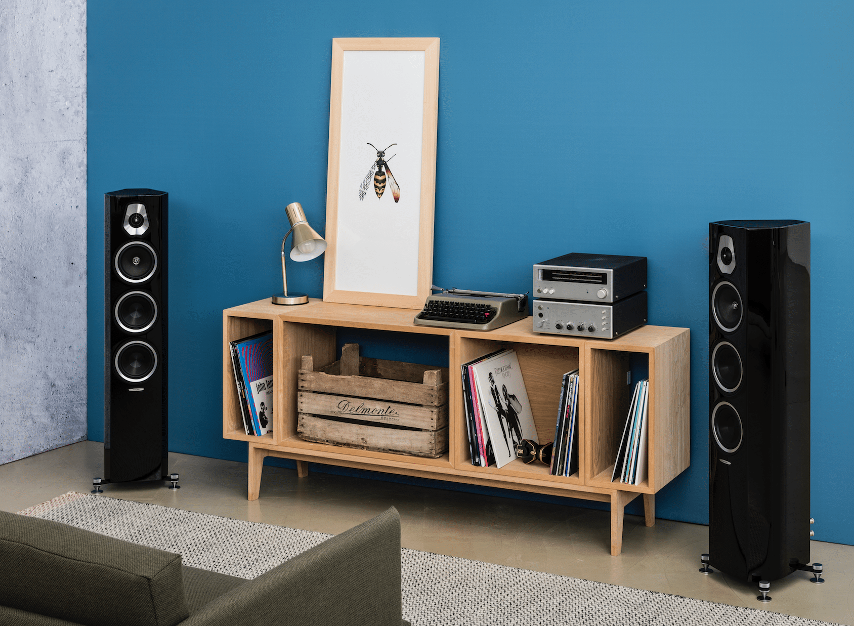 Sonetto Speakers From Sonus Faber - The Audiophile Man