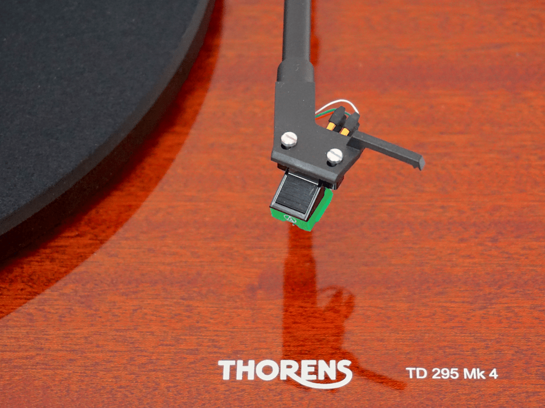 TD 295 MK 4 Turntable From Thorens