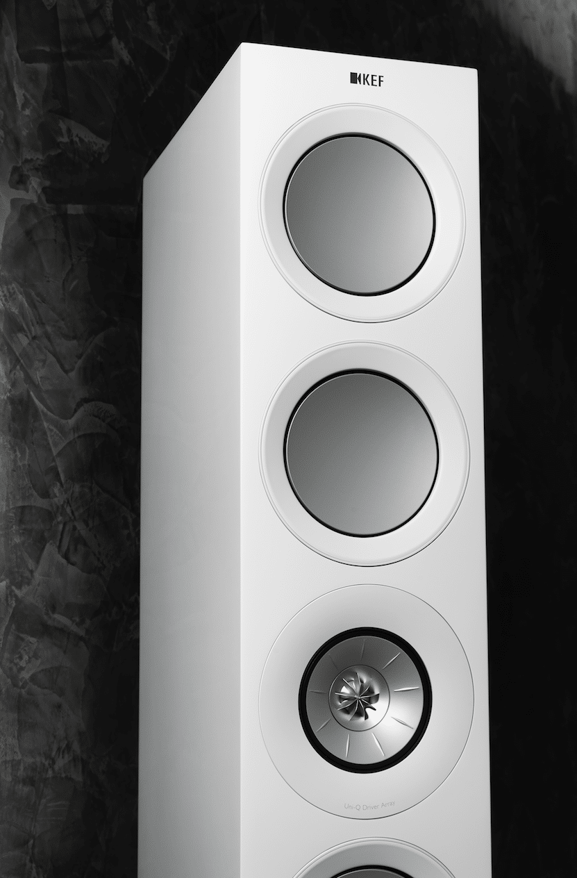 R Series loudspeakers revamped by KEF
