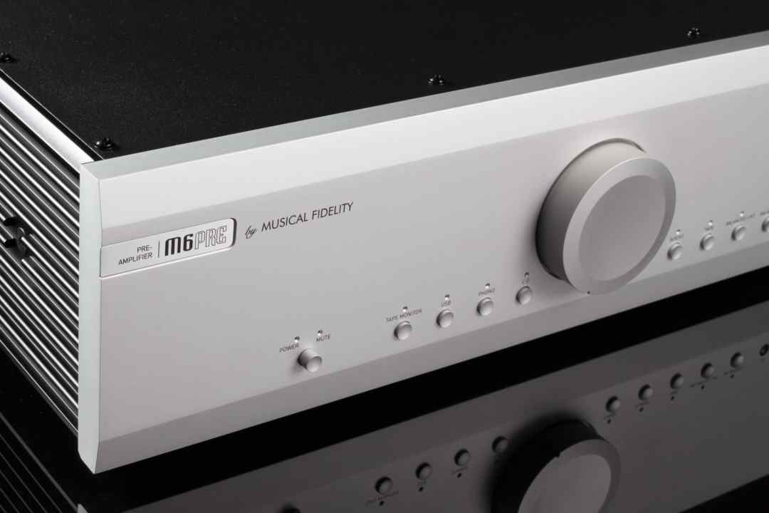 M6 PRE and M6 PRX From Musical Fidelity