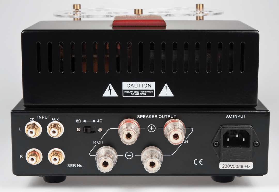 A10 integrated valve amplifierFrom Pure Sound