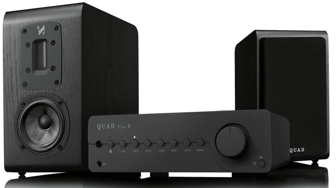 Vena II Amplifier From Quad