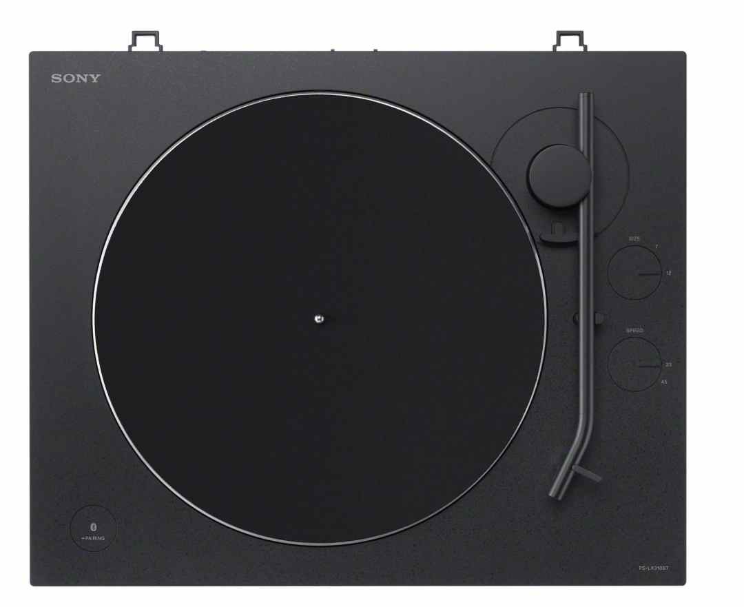 PS-LX310BT turntable From Sony