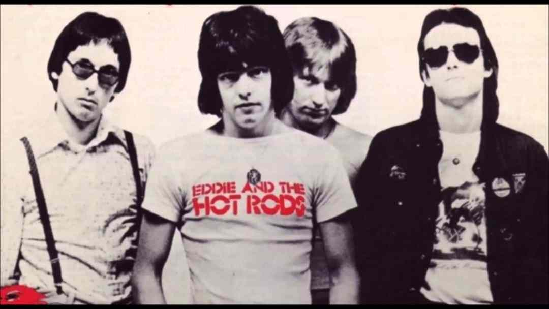 Eddie & The Hot Rods: The Island Years Box Set