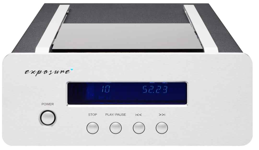 XM CD player From Exposure