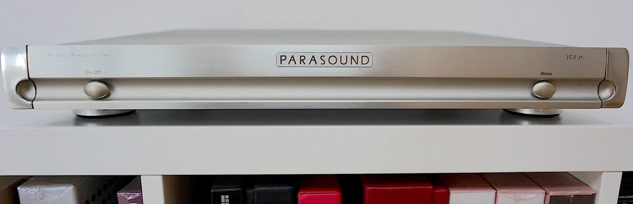 JC3 Jr From Parasound: Keeping The Balance - The Audiophile Man
