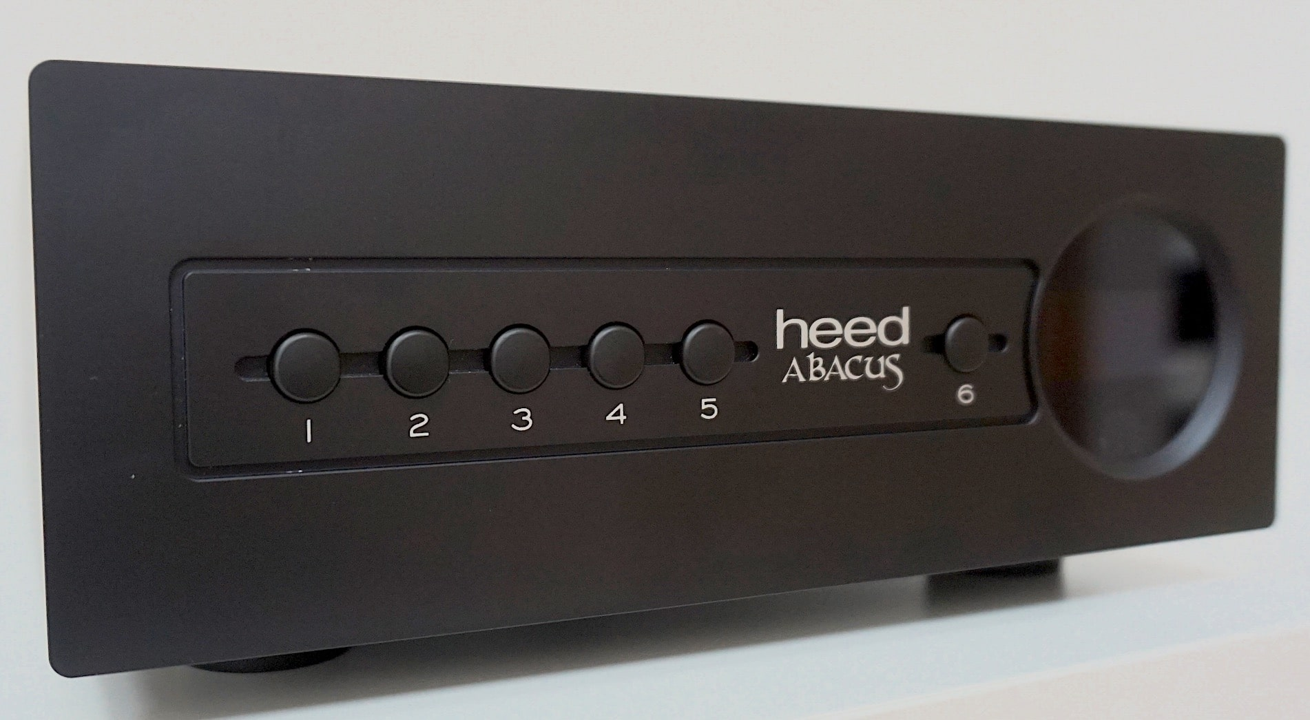 Abacus DAC From Heed: The Digital Gentleman - The Audiophile Man