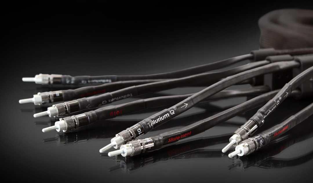 Statement Cables from Tellurium Q