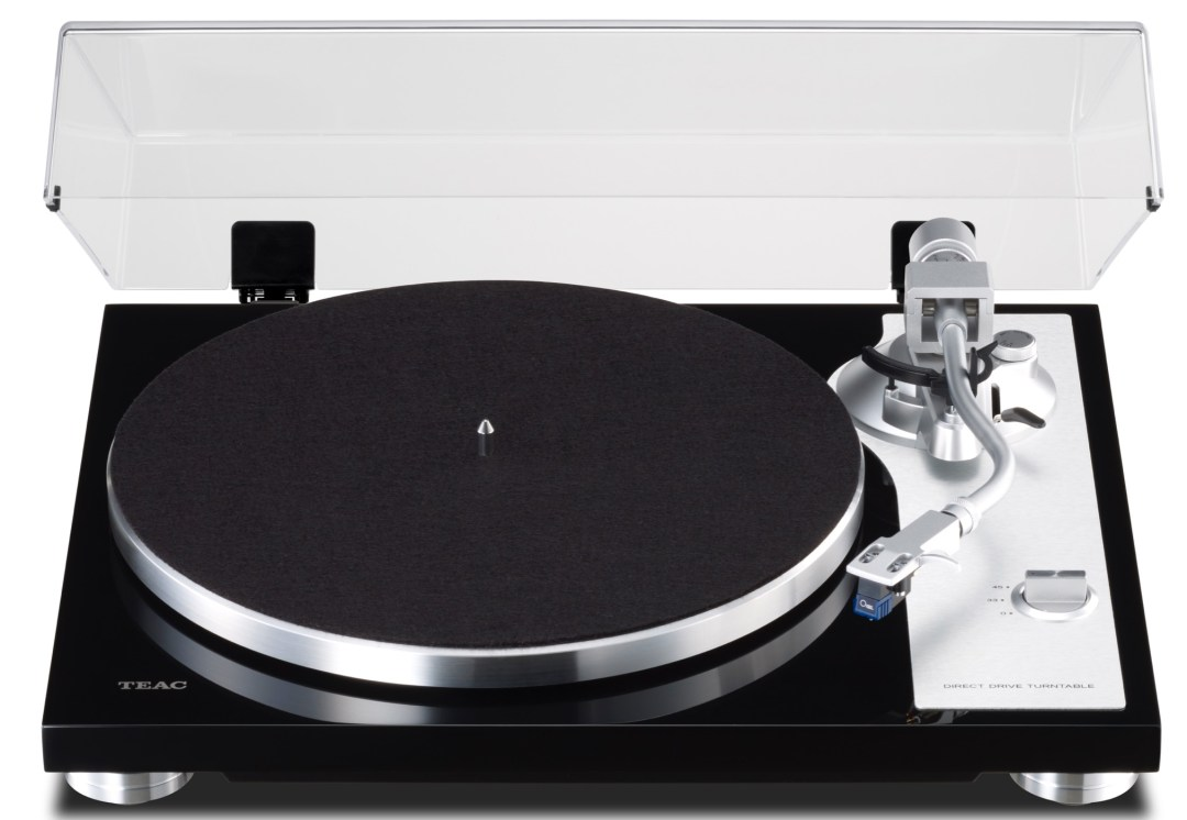 TN-4D Direct Drive Turntable From Teac