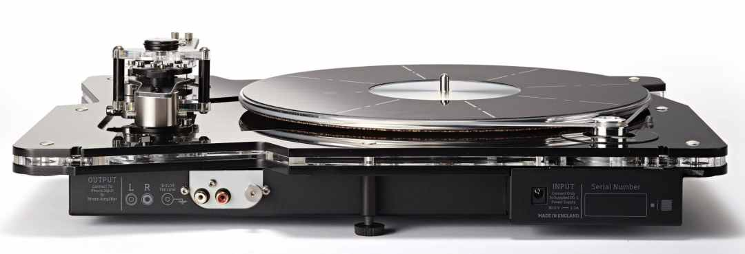 Dynamic Groove Record Player From Vertere