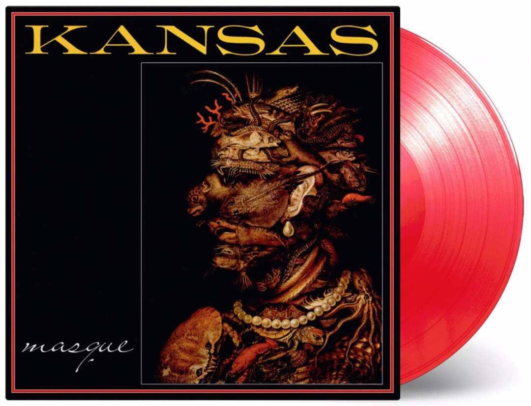 Kansas Prog Band - Masque
