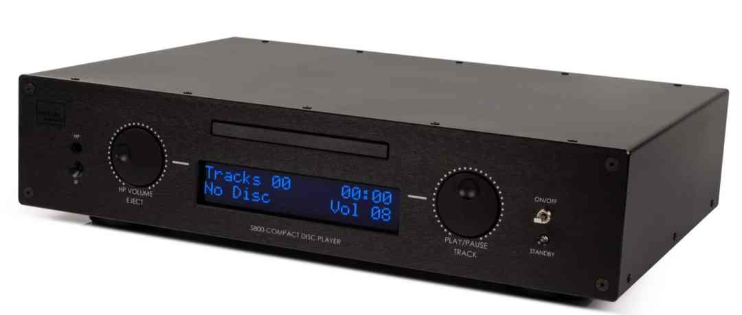 S800 CD player From Mitchell & Johnson