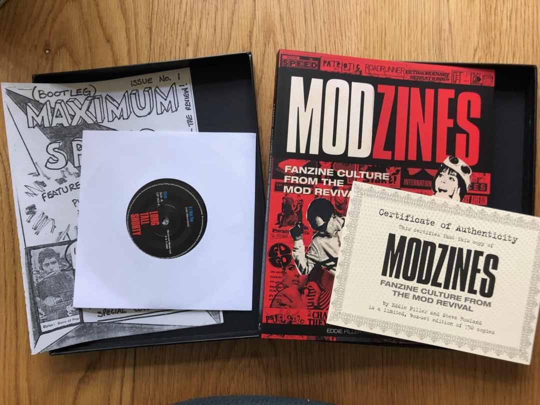 Modzines: Fanzine Culture From the Mod Revival