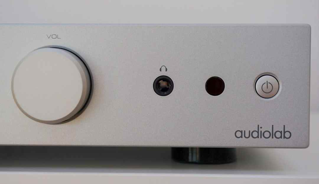 6000a Integrated Amplifier From Audiolab The Audiophile Man