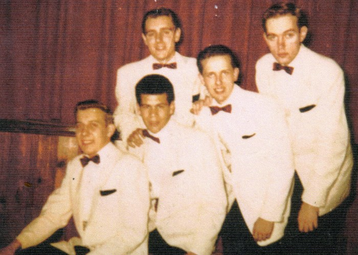 Johnny Kay and Bill Haley Interview
