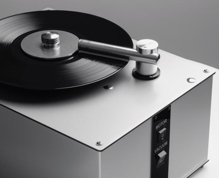VC-E & VC-S2 ALU Record Cleaning Machines