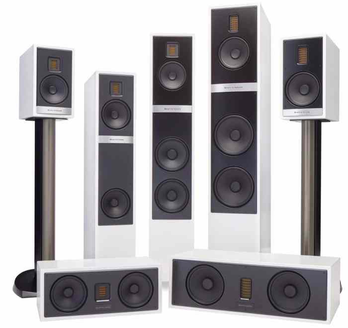 Motion Speakers From Martin Logan