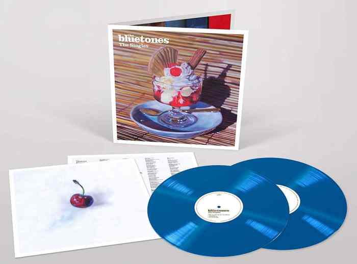 Bluetones vinyl singles collection review