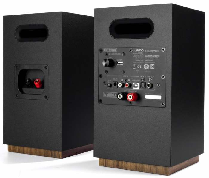 S801 PM Powered Speakers From Jamo
