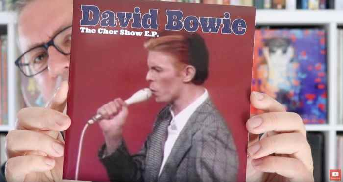GOING GREY WITH...DAVID BOWIE #1
