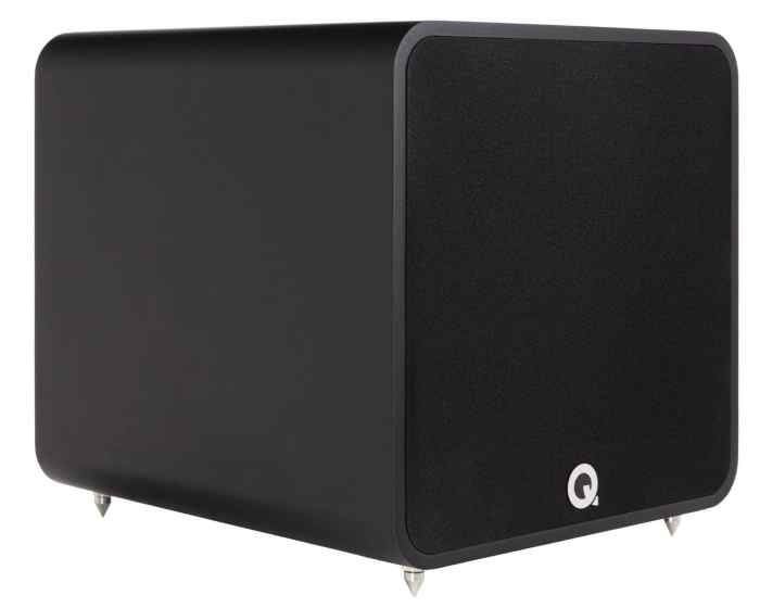 Q B12 Subwoofer from Q Acoustics