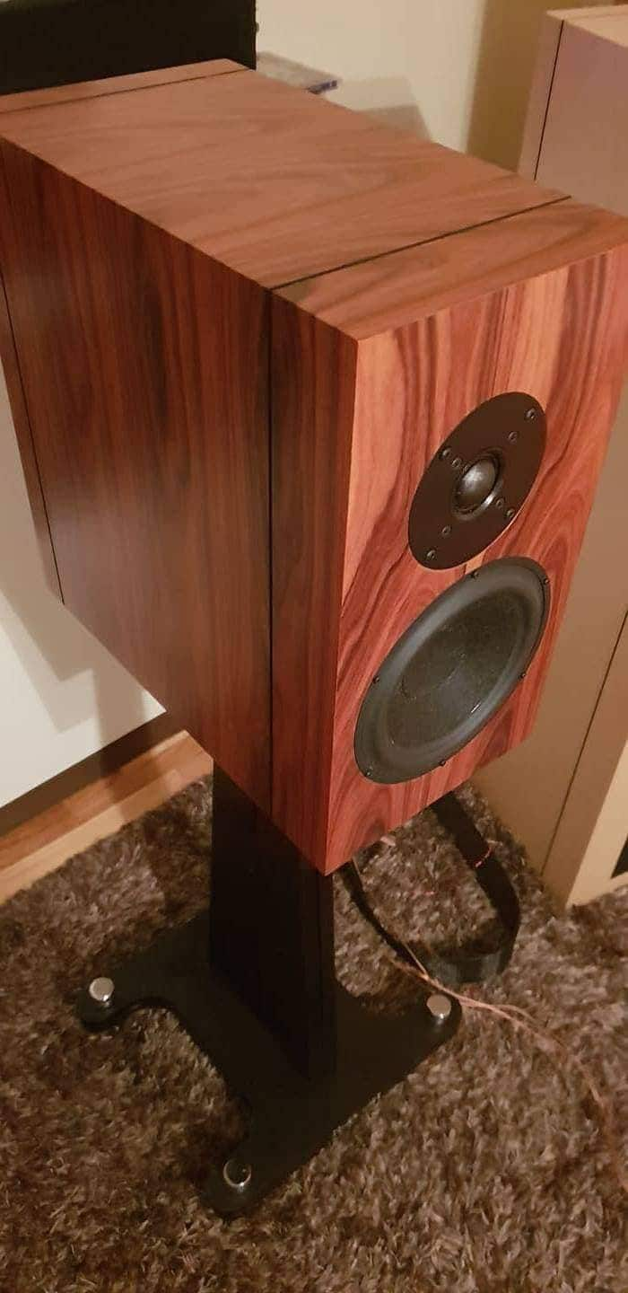 Electrum Speakers From Colibri Labs - The Audiophile Man