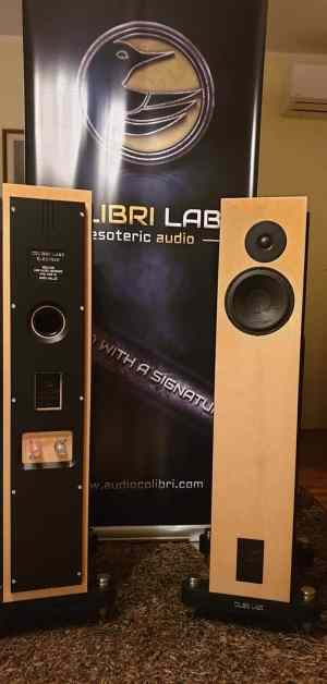 Electrum Speakers From Colibri Labs