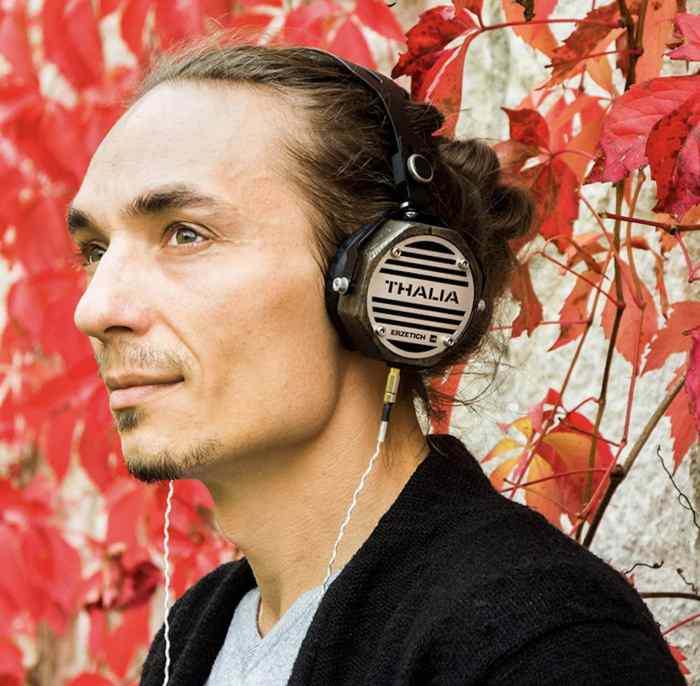 Thalia headphones from Erzetich