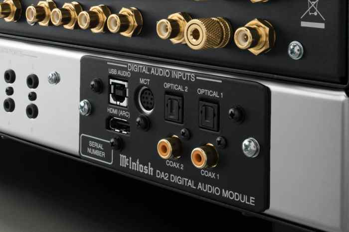 DA2 Digital Audio Module From McIntosh