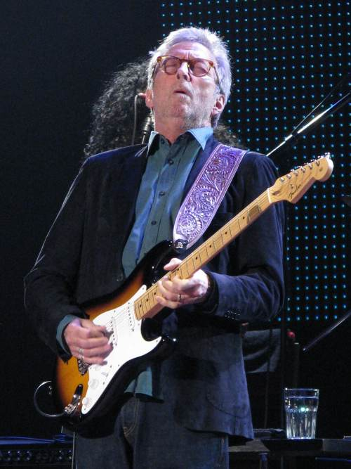 Eric Clapton And Guests: A Gamut of Guitars