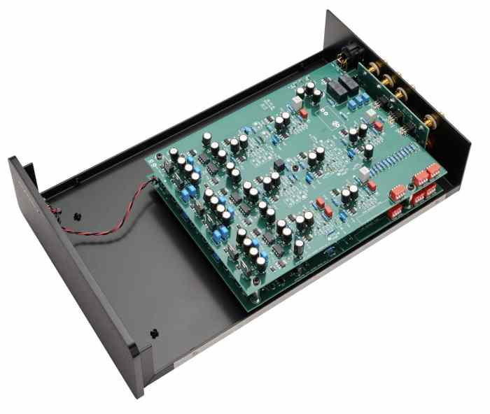 Exposure VXN Active Crossover And Power Supply