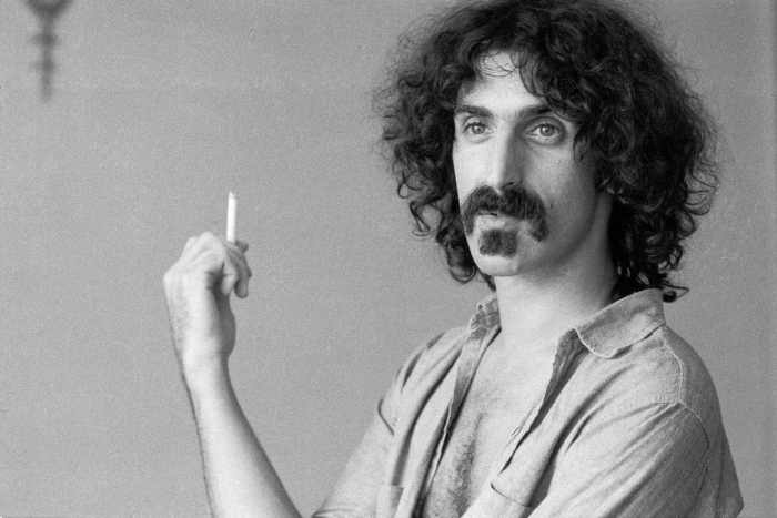 Frank Zappa - The Man Behind The Mask (& Gloves)