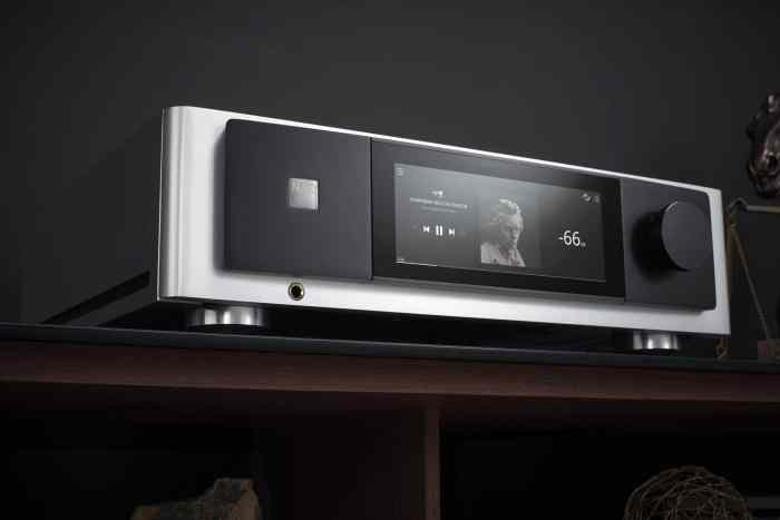 M33 Streaming DAC/Amp From NAD