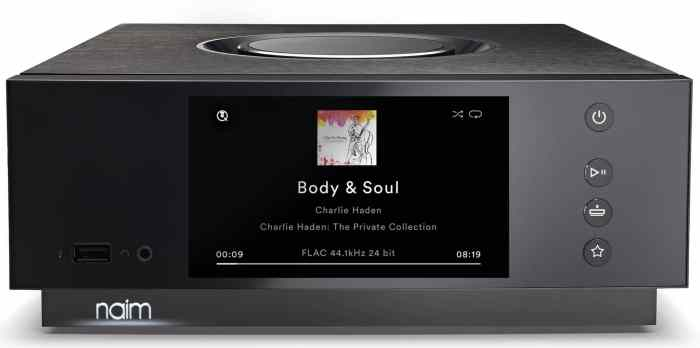 Qobuz Streaming support for Naim Audio